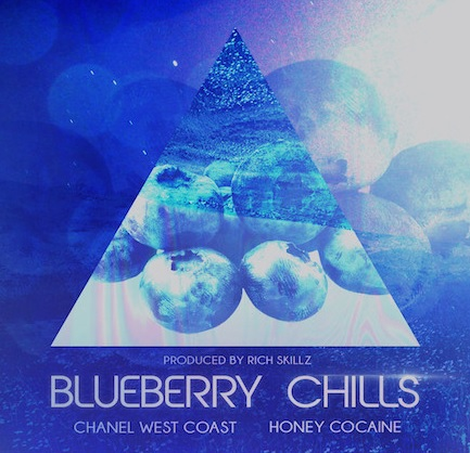YMCMB Chanel West Coast – Blueberry Chills Ft Honey Cocaine