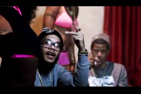 Nyce – On Point Feat. Stoney S Babe Music Video