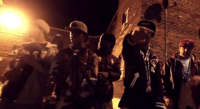 Banana Clip – Block Huggin Ft Yung Dubz (Music Video)
