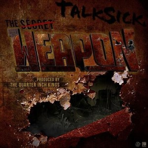 talksick the weapon cover