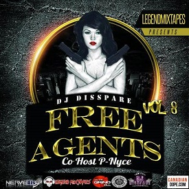 dj disspare free agents 8 small