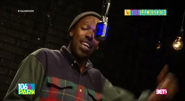 Shad K Delivers Genius Freestyle on 106 & Park: The Backroom