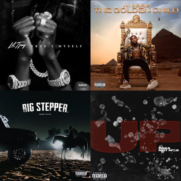 New Music Friday: Featuring Lil Tjay, YK Osiris, Roddy Ricch, Baka Not Nice