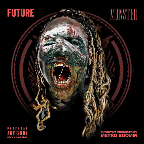 """Future's 2014 Project """"Monster"""" back on Streaming Platforms"""