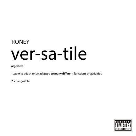 "Roney Set To Release Another Album ""Versatile"" In November"